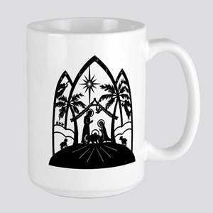 Nativity Large Mug
