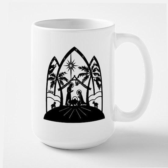 Nativity Large Mug