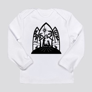 Nativity Long Sleeve Infant T-Shirt
