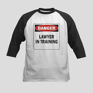 Lawyer Kids Baseball Jersey
