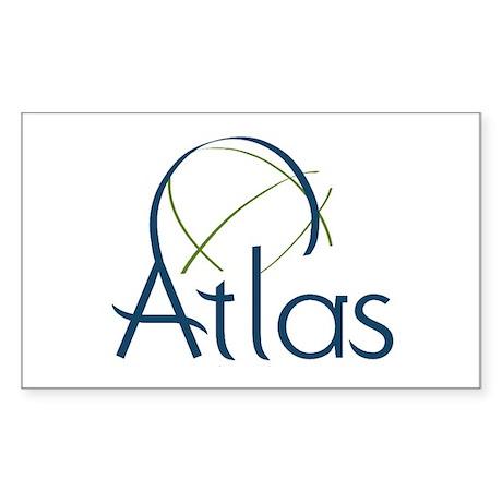 ATLAS Leadership Sticker (Rectangle)