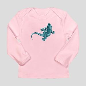 Gecko Long Sleeve Infant T-Shirt