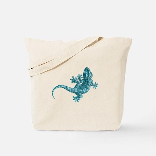 Gecko Tote Bag