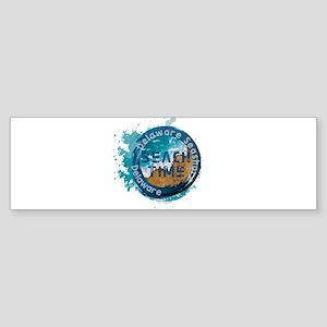 Delaware Seashore State Park Bumper Sticker
