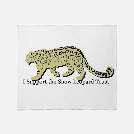 Unique Leopard spots Throw Blanket