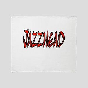 JAZZHEAD Throw Blanket