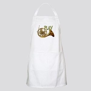 PLAY- FRENCH HORN Apron