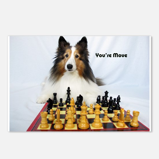 You're Move Postcards (Package of 8)