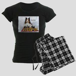 You're Move Women's Dark Pajamas