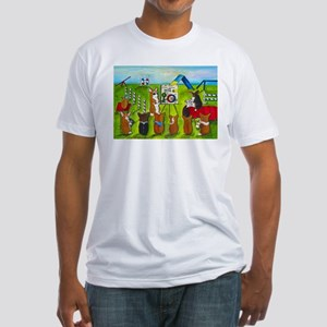 Agility Class Fitted T-Shirt
