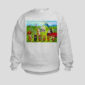 Agility Class Kids Sweatshirt