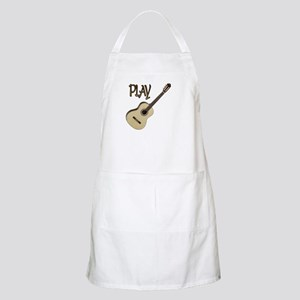 PLAY- CLASSICAL GUITAR Apron