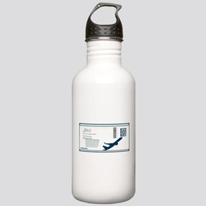 Boarding Pass Stainless Water Bottle 1.0L