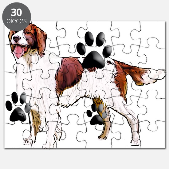 setter and Paws Puzzle
