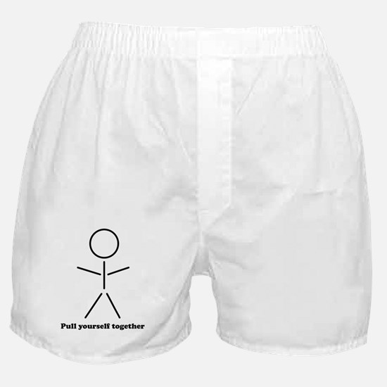 Pull Yourself Together Boxer Shorts