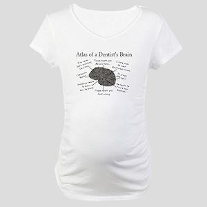 Atlas Of... Maternity T-Shirt