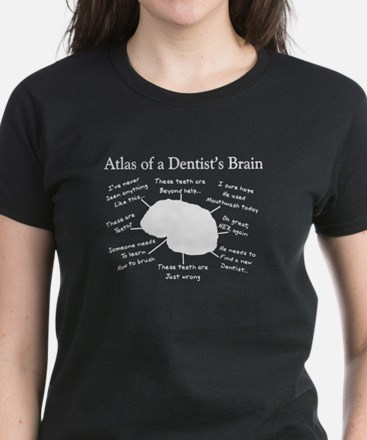 Atlas Of... Women's Dark T-Shirt