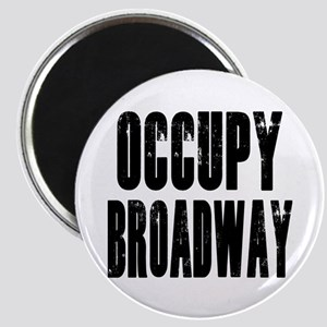 Occupy Broadway Magnet