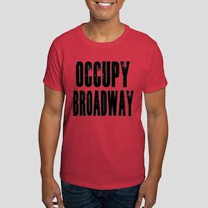 Occupy Broadway Dark T-Shirt