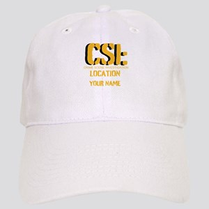 Customizable CSI Cap