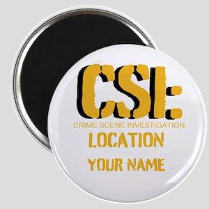 Customizable CSI Magnet