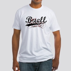 Buell Fitted T-Shirt