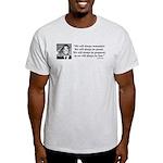 Ronal Reagan Always Be Proud Light T-Shirt