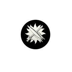 Sisterhood of Suns USSMC Mini Button