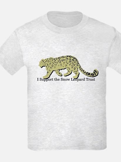 Cute Snow leopard T-Shirt