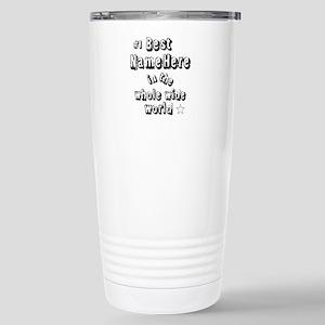 Best Blank Stainless Steel Travel Mug