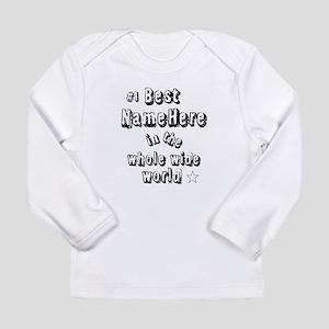 Best Blank Long Sleeve Infant T-Shirt