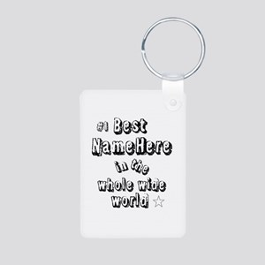 Best Blank Aluminum Photo Keychain