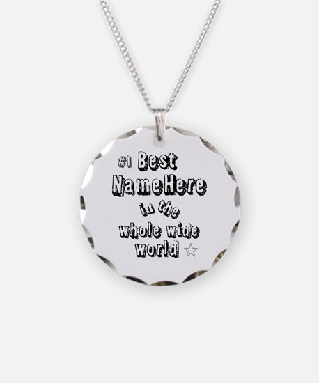 Best Blank Necklace Circle Charm