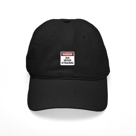 Bus Driver Black Cap