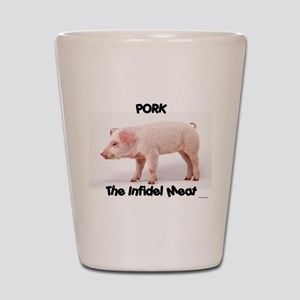 Pork Shot Glass