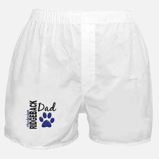 Rhodesian Ridgeback Dad 2 Boxer Shorts