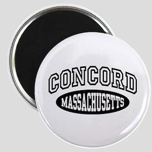 Concord Massachusetts Magnet