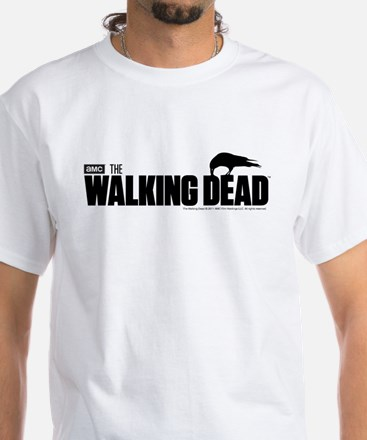 The Walking Dead Survival White T-Shirt