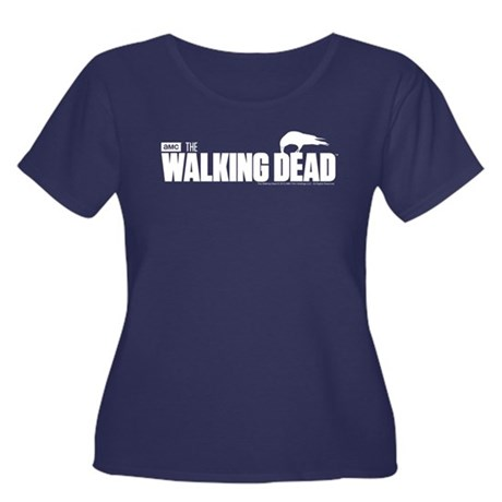 The Walking Dead Survival Women's Plus Size Scoop