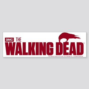 The Walking Dead Survival Sticker (Bumper)