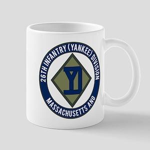 26th Infantry Mass ANG Mug