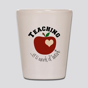 Teaching Shot Glass