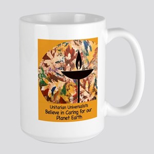 Earth Design Large Mug