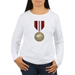 Afghanistan Campaign Women's Long Sleeve T-Shirt