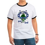 Watson Coat of Arms / Family Crest Ringer T