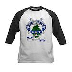 Watson Coat of Arms / Family Crest Kids Baseball J