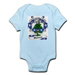 Watson Coat of Arms / Family Crest Infant Creeper