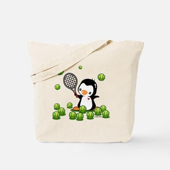 Tennis (22) Tote Bag