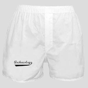 Vintage Archaeology 1 Boxer Shorts