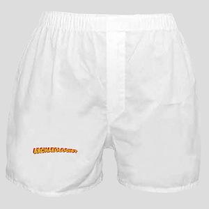 Super Archaeologist Boxer Shorts
